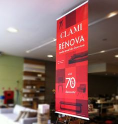 Campanha Clami Renova 2013 by Maverick Media, via Behance