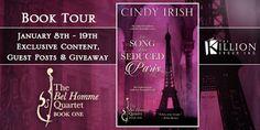 Tome Tender: Cindy Irish's The Song That Seduced Paris Blast & ...