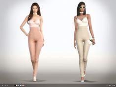 #Sims4 #S4Women | Toksik's Gigi Outfit