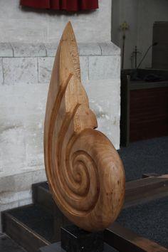 Will Schopp, deze inspireert mij weer om met beeldhouwen iets te doen.