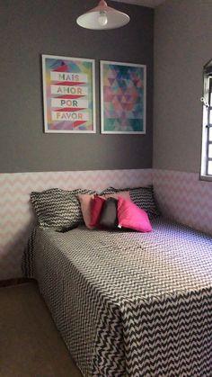 Small Room Bedroom, Bedroom Colors, Home Bedroom, Room Decor Bedroom, Girls Bedroom, Cute Teen Rooms, Homer Decor, Aesthetic Room Decor, Girl Bedroom Designs