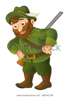 Find Cartoon Happy Hunter Illustration Children stock images in HD and millions of other royalty-free stock photos, illustrations and vectors in the Shutterstock collection. Thousands of new, high-quality pictures added every day. Illustration Children, Cartoon Pics, Royalty Free Stock Photos, Happy, Clip Art, Crafts For Kids, Beautiful Pictures, Vectors, Artist