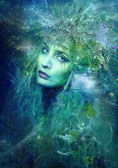 High Priestess Water by AutumnsGoddess deviantart
