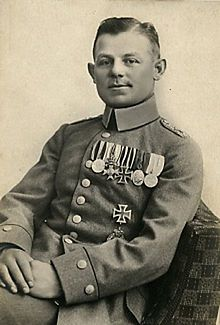 Max Ritter von Müller (1 January 1887 – 9 January 1918) Orden Pour le Mérite, Iron Cross, Military Order of Max Joseph was a German World War I fighter ace credited with 36 victories. He was the highest scoring Bavarian pilot of the war