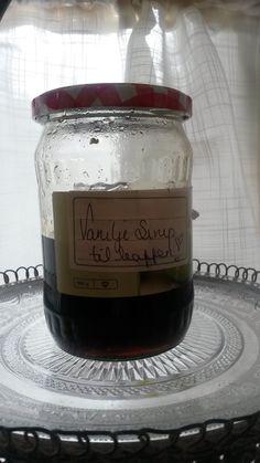 Spiskammeret: Vanilje - Sirup - Kaffen