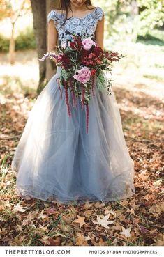 A beautiful winter warmer inspired bouquet | Photographer: DNA Photographers | Wedding Dress : Alana van Heerden | Flowers : Anli Wahl