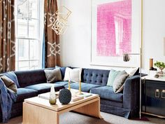 7 Things You Can Do to Make Your Home More Stylish: Give your interiors the je ne sais quoi that makes you ooh and ahh. via @domainehome