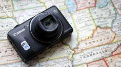 Canon SX600 or SX700 (Dick Smith Electronics)