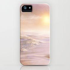 ocean vibes iPhone & iPod Case by Viviana González - $35.00