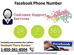 At the point when should I Contact #FacebookPhoneNumber 1-850-361-8504 Team for Help?