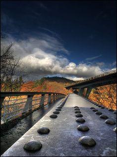 Faskally Bridge - Perth and Kinross - Scotland (Angus Clyne)