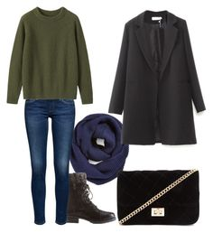 """""""Outwear#63"""" by elusiin ❤ liked on Polyvore featuring BP., Charlotte Russe, Toast and Forever 21"""