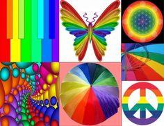 Rainbow Colors (108 pieces)