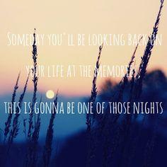 Tim McGraw - One of Those Nights