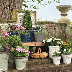 Woodlodge Garden Pots