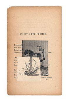 l´amite-des-femmes  Sr. García y la diversión con papel, tijeras y pegamento