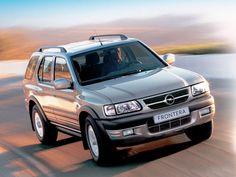 Отзыв об Opel Frontera (Опель Фронтера)
