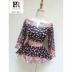 Latest African Fashion Dresses, African Dresses For Women, African Print Fashion, African Attire, African Print Dress Designs, African Lace Styles, African Blouses, African Traditional Dresses, The Dress