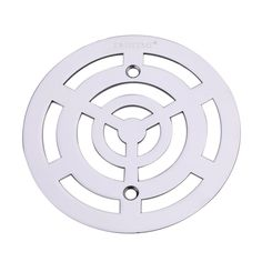 4 1/4 Inch Shower Drain Cover,Polished Chrome
