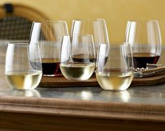 "Riedel ""O"" Trio, Viognier/Chardonnay"
