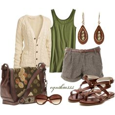 Neutrals you can accent