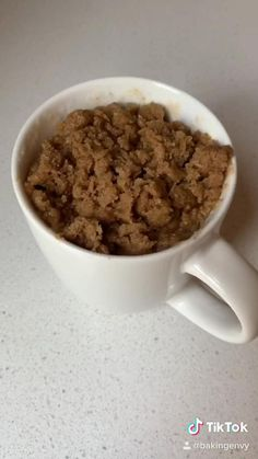 Mug Recipes, Fun Baking Recipes, Microwave Recipes, Sweet Recipes, Snack Recipes, Cake In Mug Microwave, Dessert Recipes, Cooking Recipes, Microwave Baking
