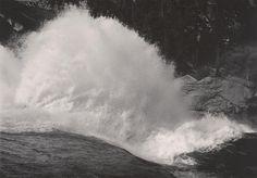 1935 Cascade, Tuolumne River, Yosemite National Park, California By Ansel Adams Creative Photography, Fine Art Photography, Landscape Photography, Ansel Adams, Yosemite National Park, National Parks, Gelatin Silver Print, California Ca, Environmentalist