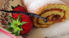 Budino alla Celestino: Rotolo di Pan di Spagna