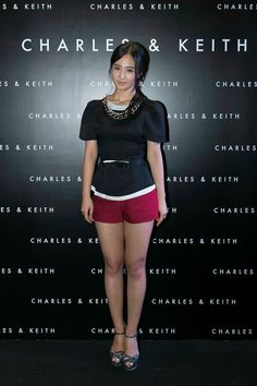 http://fy-girls-generation.tumblr.com/tagged/130823 e/page/4 Didnt know yuri participated in charles and keith event before