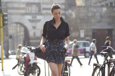 the cutting room floor : garance dore #streetstyle #fashion