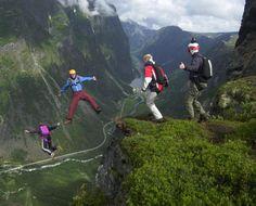 Er kåret til et av verdens ti beste land for nye eventyr #Norway ☮k☮ #Norge