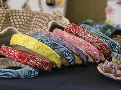 Ceramic jewelry red and white ceramic bracelet