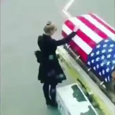 """Memorial Day- Freedom is earned- At a loss of words after watching this and not sure what to type everyone. This was hard to post but I am so grateful I found this video. It's a reminder to myself to the reality of this """"holiday"""". Let's not forget this is a Very Tough day for so many families. If you know someone who's lost a family member serving please let them know your thinking about them today.. To my Warriors who gave all I thank you. #realheros #freedom #realtalk @fireman_323 Video…"""