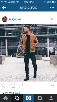Bomber and Chelsea boots