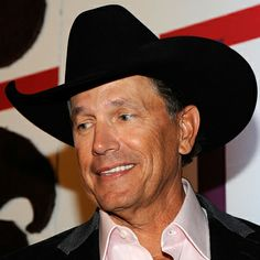 George Strait Biography ~ Born in Texas in 1952, George Strait has been a country music icon since the 1980s. The award-winning singer is known for his traditional country sound.