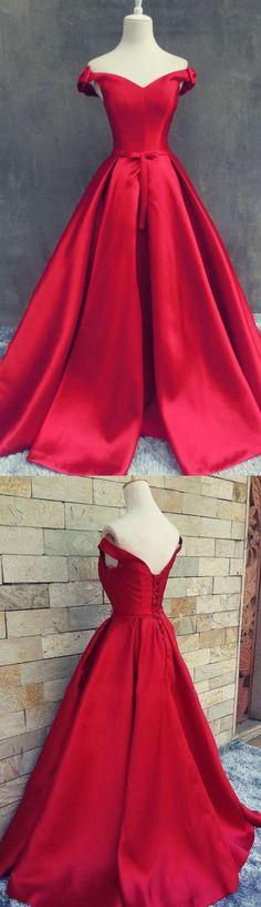 Red Prom Dresses, Cheap Prom Dresses, Prom Dresses Cheap, Long Prom Dresses, Cheap Long Prom Dresses, Online Prom Dresses, Long Red Prom Dresses, Prom Dresses Long, Red Prom Dresses Cheap, Prom Dresses Online, Cheap Dresses Online, Long Evening Dresses, A-line/Princess Evening Dresses, Red Evening Dresses, Long Red Evening Dresses With Pleated Sweep Train Off-the-Shoulder Sale Online