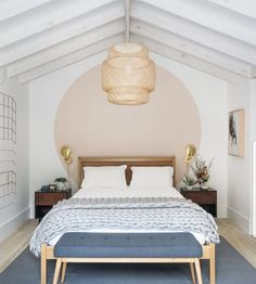 Accent wall paint circle You are in the right place about wallpaper accent wall trees Here we offer Home Bedroom, Bedroom Decor, Bedrooms, Wall Decor, Accent Wall Bedroom, Accent Walls, Style Deco, Bed Wall, Deco Design