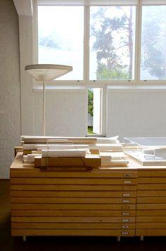The Helsinki home of Alvar Aalto