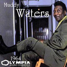 MUDDY WATERS - Paris 1964