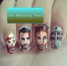 Walking Dead Inspired