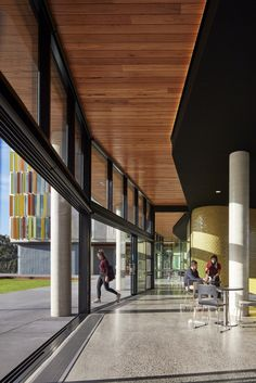 Monash University – Turner Building Student Accommodation Architecture Awards, Residential Architecture, Contemporary Architecture, Student Room, Student House, Signage Display, Living Environment, Victorian Architecture, New Students