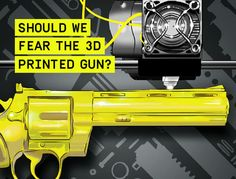 The rise of firearms made by 3D printers has inspired plenty of hand-wringing and debate, but how dangerous are they?