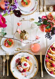 No blog: dicas para montar uma linha mesa de #café by Priscila Mendes. Confira!