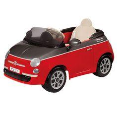 Fiat 500 by Peg Perego | eBeanstalk