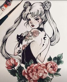 Tattoo ideas. Sailor moon ✨