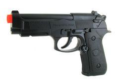 Refurbished WG 302 M9 Tactical Pistol FPS-490 CO2 Airsoft Gun