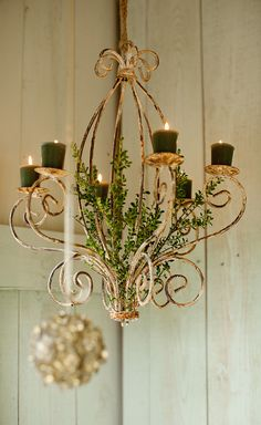 celtic countryside inspiration rustic candle