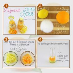 Get the perfect skin to match your perfect attitude this #Navratras with this Layered Citrus Body scrub! Wash it with your favourite Fiama Di Wills Gel Bathing Bar and see the difference!  [Image Courtesy: Pinterest.com]