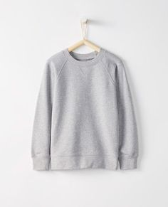 Bright Kids Basics Sweatshirt In 100% Cotton