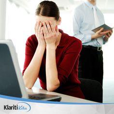 Merasa kurang percaya diri ketika berada di kantor? Yuk simak trik dari KlaritiKita berikut ini. Tips, Counseling